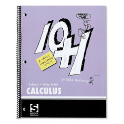10+1 Calculus Workbook, Calculus