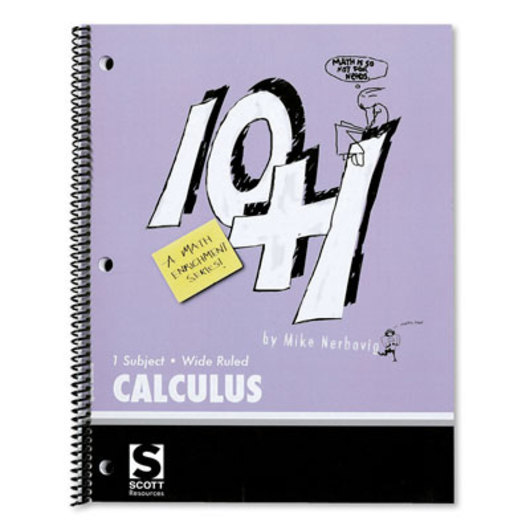 10+1 Calculus Workbook