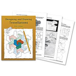 Designing and Drawing Tessellations Book