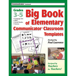 Big Book of Elementary Communicator® Classroom Templates