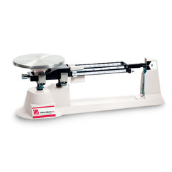 OHAUS® Triple Beam Balance - Capacity: 610 g, Sensitivity: 0.1 g