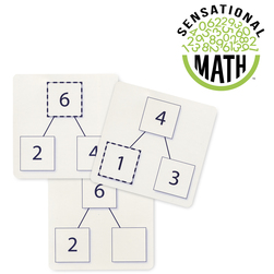 Sensational Math NumberBond Activity Cards