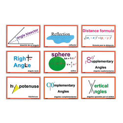 Math Graffiti Word Wall Posters