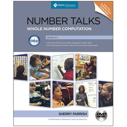 Number Talks - Helping Children Build Mental Math and Computation Strategies Book & DVD