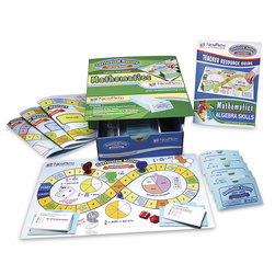NewPath Learning® Algebra Skills Curriculum Mastery® Game Classroom Pack
