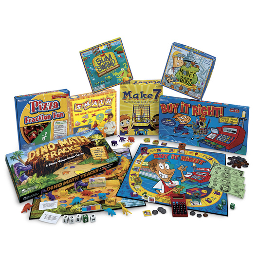 Math Game Set - Level 1
