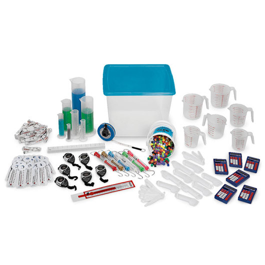 Nasco Math Measurement Kit - Upper Elementary