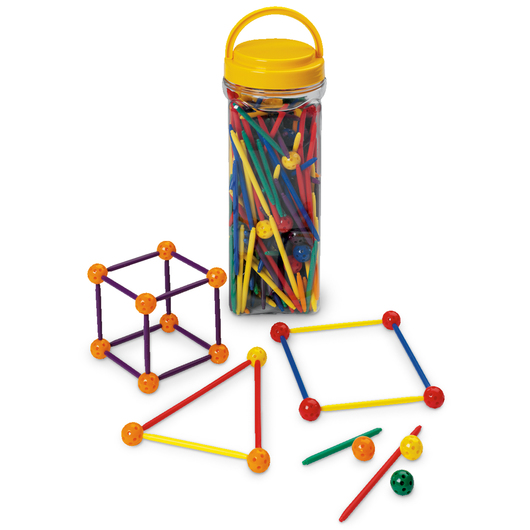 Stick and Ball Geometry Kit