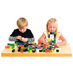 1 in. Linking Cubes - Set of 500