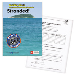 Building Math Series for Common Core State Standards - Stranded!