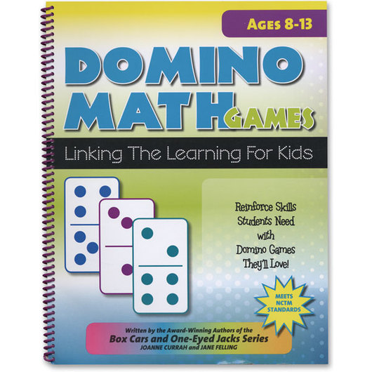 Domino Math Games - Linking the Learning for Kids