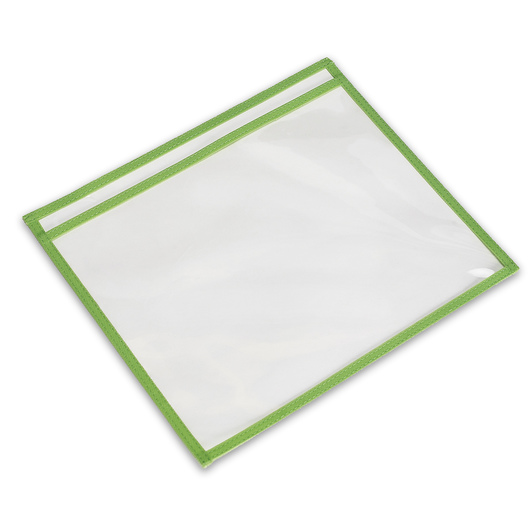Dry-Erase Side-Loading Pouch