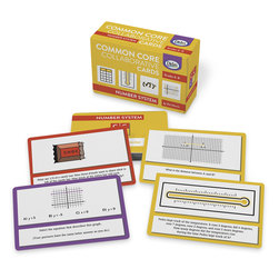Common Core Collaborative Cards, Number System