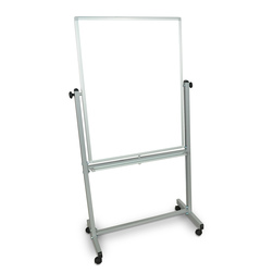 Luxor Double Sided Magnetic Whiteboard, 30 x 40