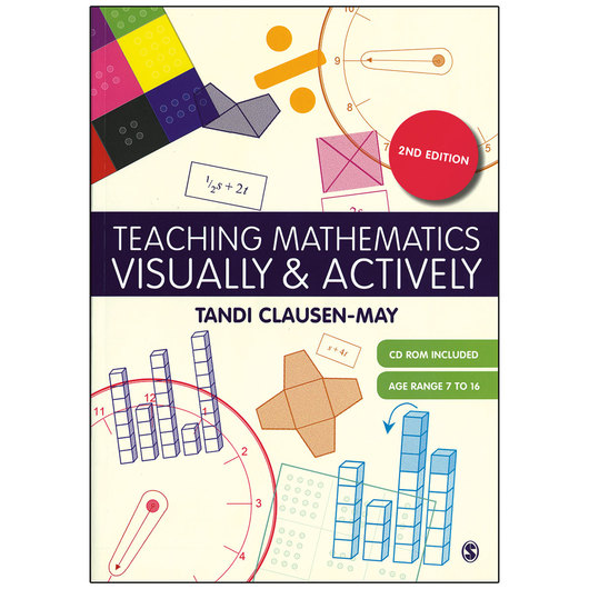 Teaching Mathematics Visually & Actively (Book & CD-Rom)