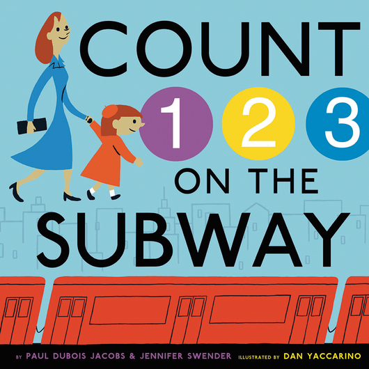 Count 1, 2, 3 on the Subway