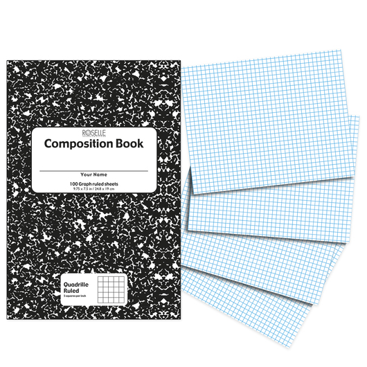Pacon® Student Graph Paper Book
