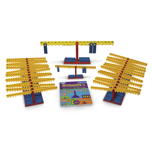 Math Number Balance Classroom Set