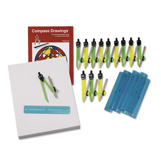 Nasco Compass Drawing Class Kit
