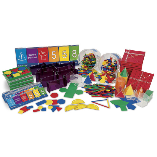 Nasco Geometry Kit - Grades 3-5