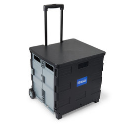 Rolling Cart with Lid