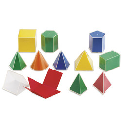 Advanced 2-D/3-D Geometric Solids
