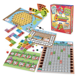 Mathematics Games Set