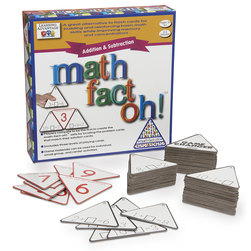 Math-Fact-Oh!, Addition and Subtraction