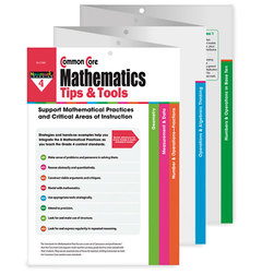 Common Core Mathematics Tips & Tools - Grade 4