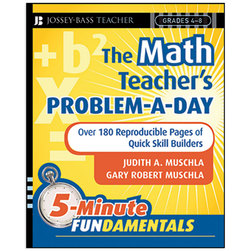 Math Teachers Problem-A-Day