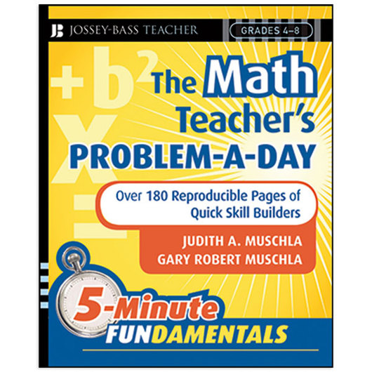 Math Teacher's Problem-A-Day