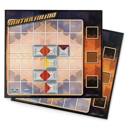 Mathrimino Game - Set of 2