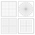 Low-Tac Peel and Stick Graph Grids - Set of 4