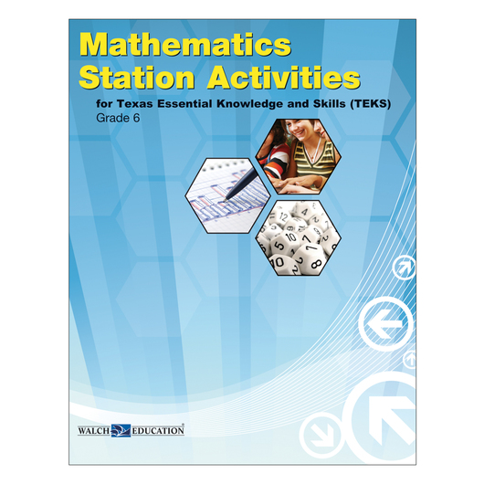 Station Activities for TEKS - Grade 6
