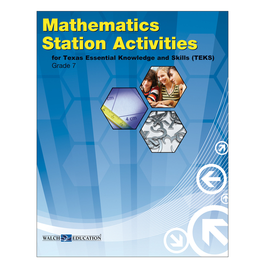 Station Activities for TEKS - Grade 7
