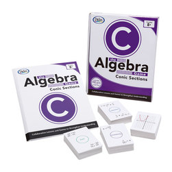 The Algebra Game - Conic Sections Card Set