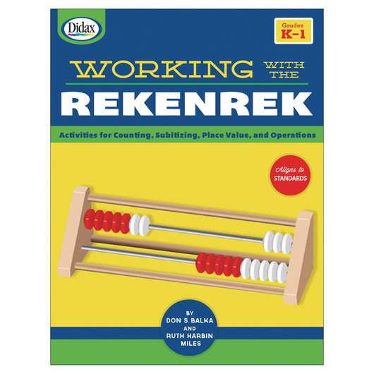 Working with the Rekenrek
