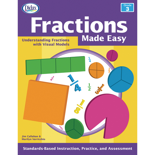 Fractions Made Easy - Grade 3