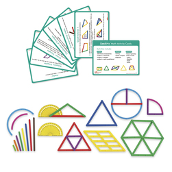 Geo Stix Math Activity Set