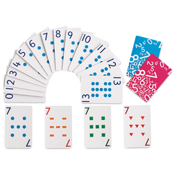 Jumbo Playing Cards, Set of 56