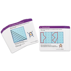 Geoboards Activity Cards