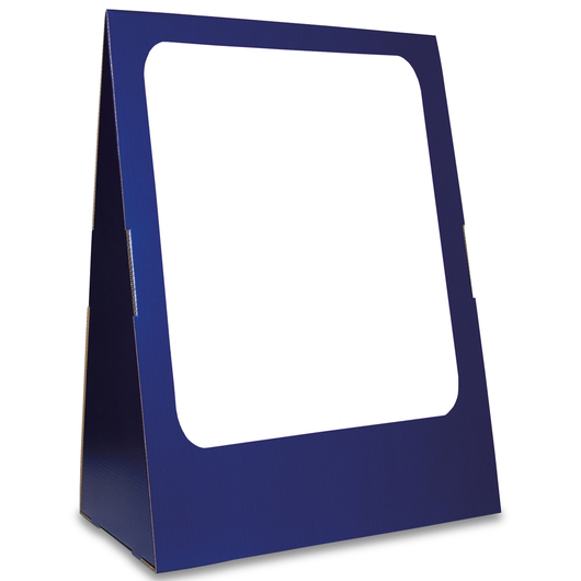 Deluxe Spiral-Bound Flip Chart Stand - 24 in. x 33 in. x 14 in.