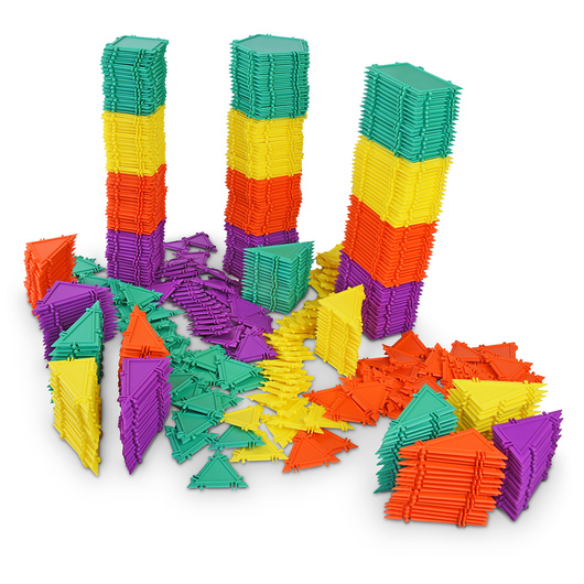 Geometiles™ Jumbo Set - 512 Pieces