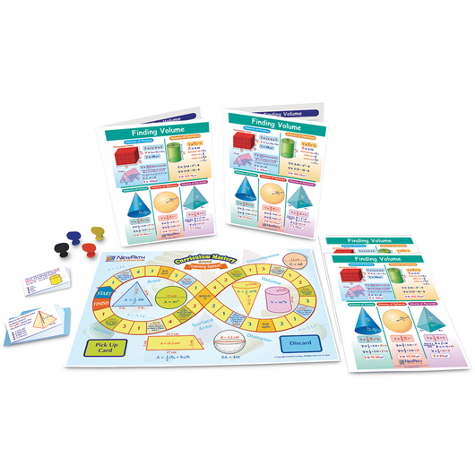 NewPath Learning® Math Learning Center - Finding Volume