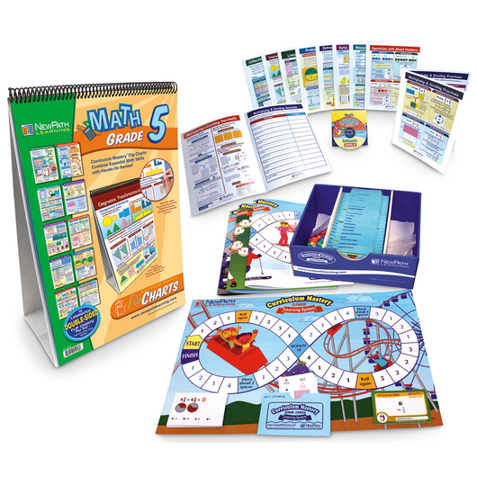 NewPath Learning® Math Learning Module - Grade 5