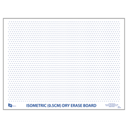 Isometric Dry-Erase Boards