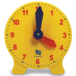 Classroom Clock - Student 4 in.