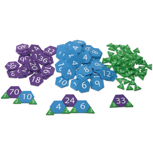 Foam Factor Tiles - 149 Pieces