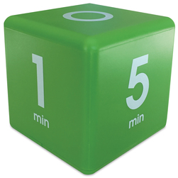 Cube Timer - 1-5-10-15 Minutes