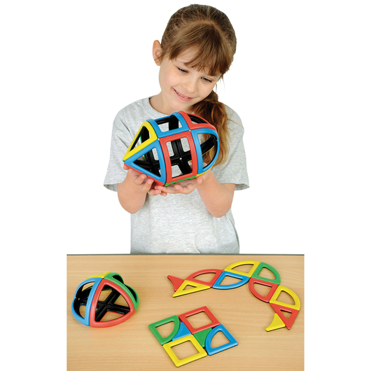 Magnetic Polydrons® Sphera Single Set